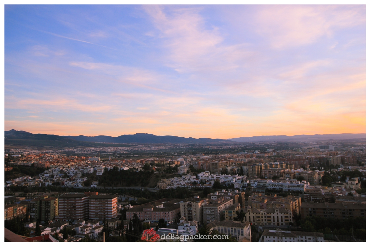 Granada; a Journey to the Past