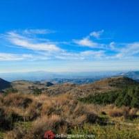 Sierra Nevada dan sekitarnya