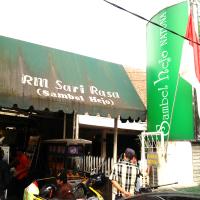 Restoran Sambel Hejo, Bandung