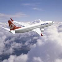 Terbang bersama Turkish Airlines
