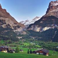 Mengecap Keindahan Jungfrau