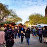 Pasar Natal Strasbourg
