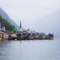 Hallstatt, permata Austria